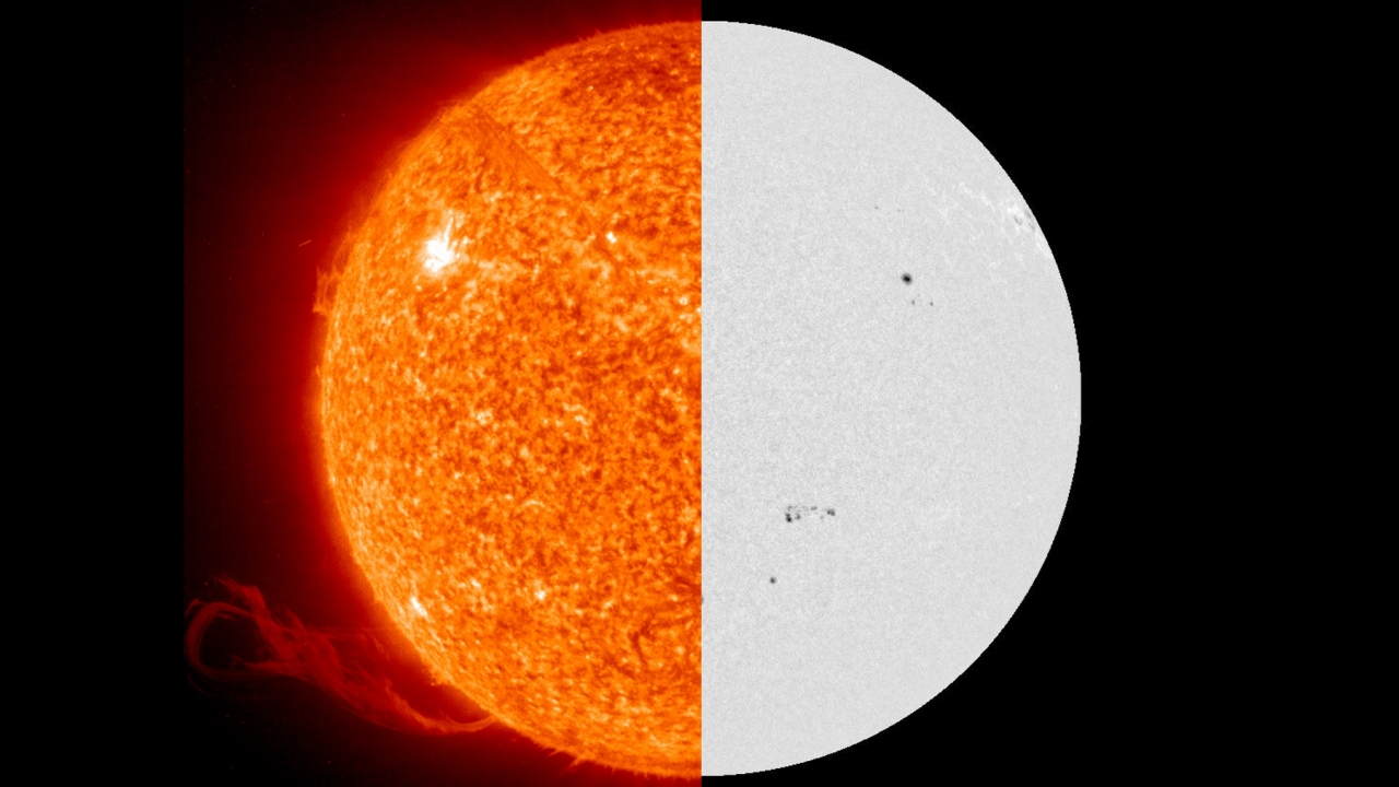 the white color of the sun Below is a picture of the sun taken in visible white light, but which the scientists have processed to make it appear orange, for our benefit image courtesy esa/nasa/soho sometimes the display color of the sun is culturally determined.