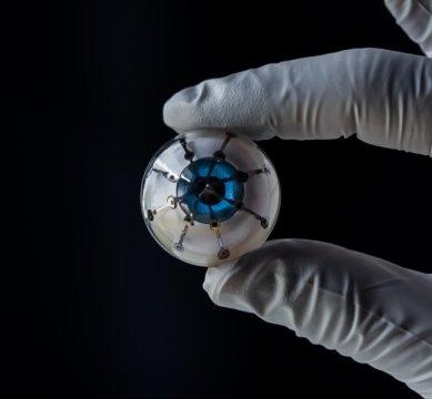 Prototype bionic eye created with custom 3D printer 180828172043_1_540x360